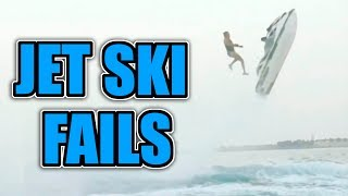 Good JetSki Fails to Get You Through The Week