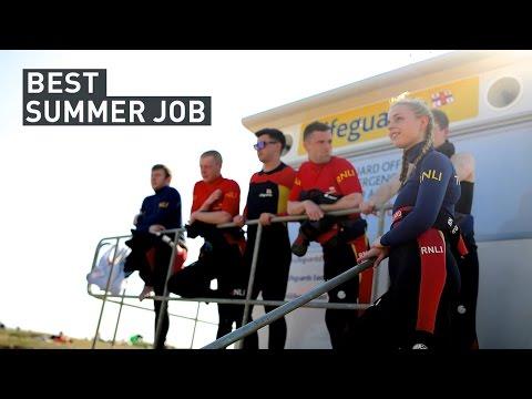 RNLI Lifeguard Selection Day 2017