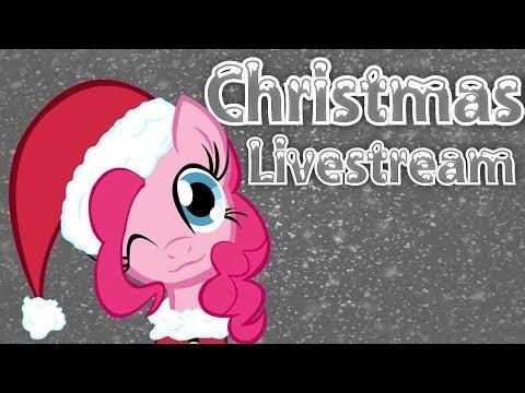 Christmas Livestream!