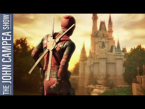 Disney Commits To R Rated Deadpool Films. But Outside The MCU? - The John Campea Show