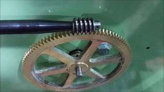Worms and Worm Ring Gear Adjustment