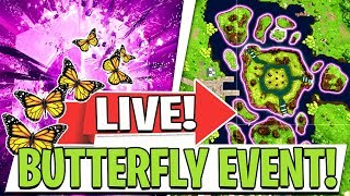 Das FINALE BUTTERFLY LIVE EVENT in Fortnite Battle Royale