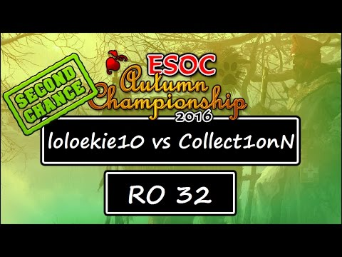 ESOC Second Chance Tournament - RO32: loloekie10 vs Collect1onN