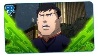 Супермен, Бэтмен и Зелёный Фонарь. Лига Справедливости: Война