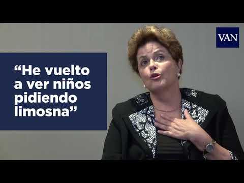 """Dilma Rousseff: """"Lula tiene hoy votos suficientes para derrotar el golpe"""""""