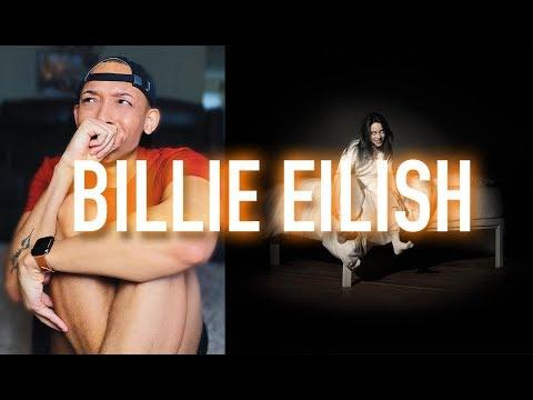 Billie Eilish - bury a friend    REACTION & REVIEW