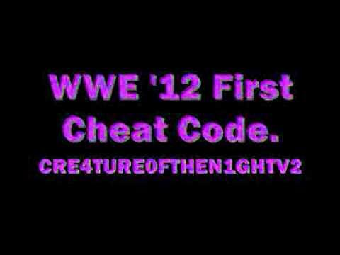OhHellYeah! <b>WWE</b> &#39;<b>12 Cheat Code</b> - YouTube