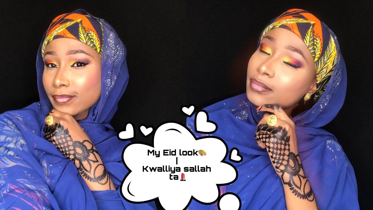 Download Kwalliyar sallah ta | My Eid glam