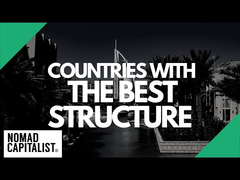 Countries with the Best Infrastructure