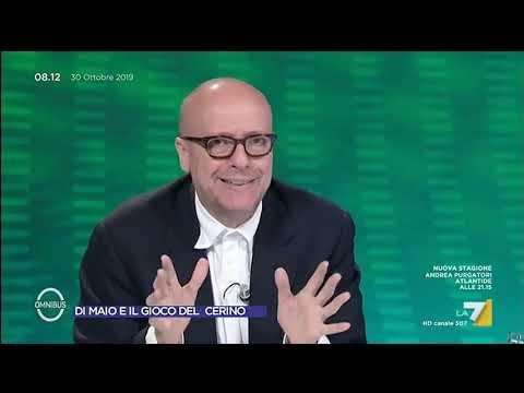L'invettiva di Fabrizio Roncone contro Di Maio e M5S: 'Occupa una poltrona di puro potere e ...