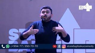 Kənan Yusif (Stand UP Baku 21-ci şou)