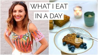 26. WHAT I EAT IN A DAY | Niomi Smart