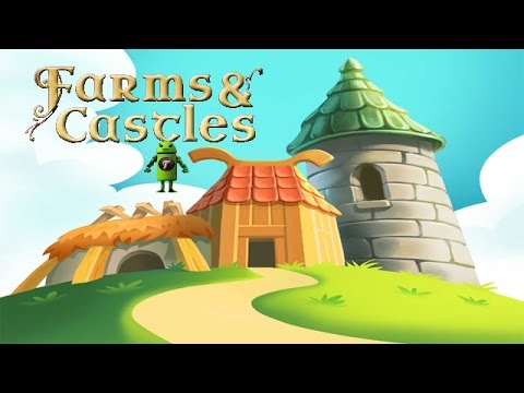Farms & Castles [By Square Enix] Android iOS Gameplay HD