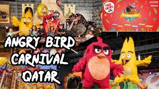 Angry Birds World  | #Doha Festival City | Doha Events