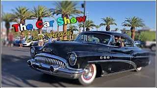 The Car Show Las Vegas 8.10.19 some interesting rides today