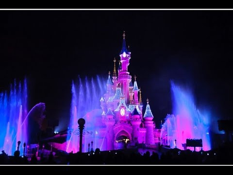 Disney Dreams Of Christmas HD Disneyland Paris 2013