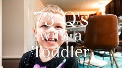 73 Questions with a Toddler | Vogue Inspired