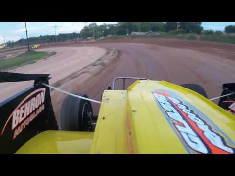 Paradise Speedway practice 8/17/16 #2