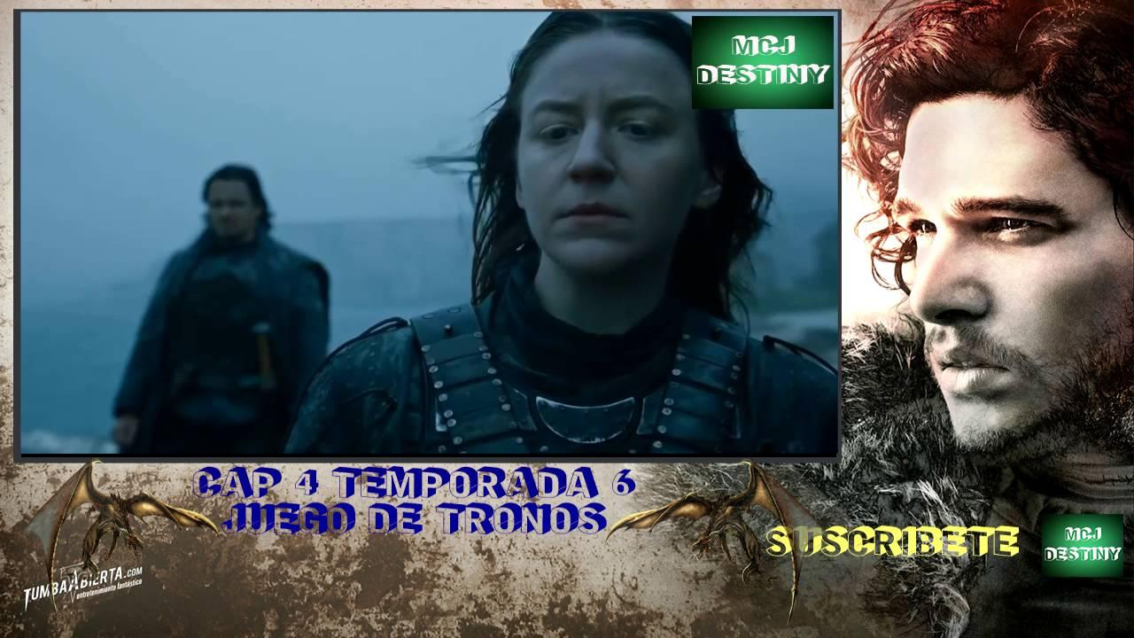 Ver Juegos de tronos Temporada 6 Capitulo 4 Latino | Games Of ...