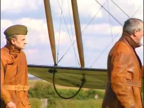 Légendes du ciel : Cent ans d'aviation (documentaire)