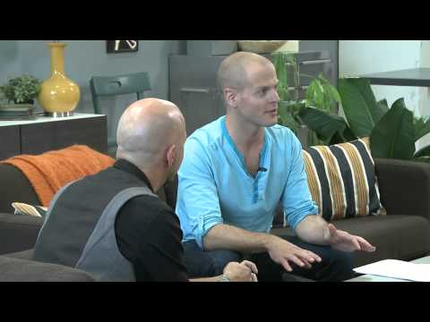 Tim Ferriss and Neil Strauss Talk Writing and Creativity on CreativeLive