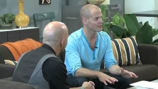 Tim Ferriss and Neil Strauss Talk Writing, Creativity on creativeLIVE