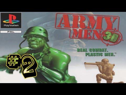 Army Men 3D #2 - The Polite Tan Army