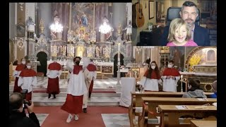 Priest Dancing with Altar Servers? I just can't even