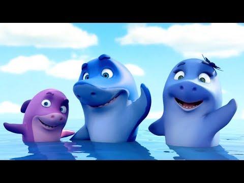 tubarão-bebê,-cinco-patinhos-e-mais-músicas-infantis-|-o-reino-infantil
