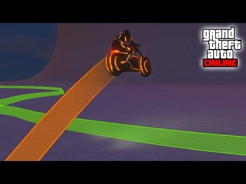 MINIJUEGO! ADIOS!!! - TRON GTA V ONLINE