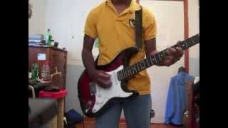 Don't You Evah - Spoon Guitar Cover