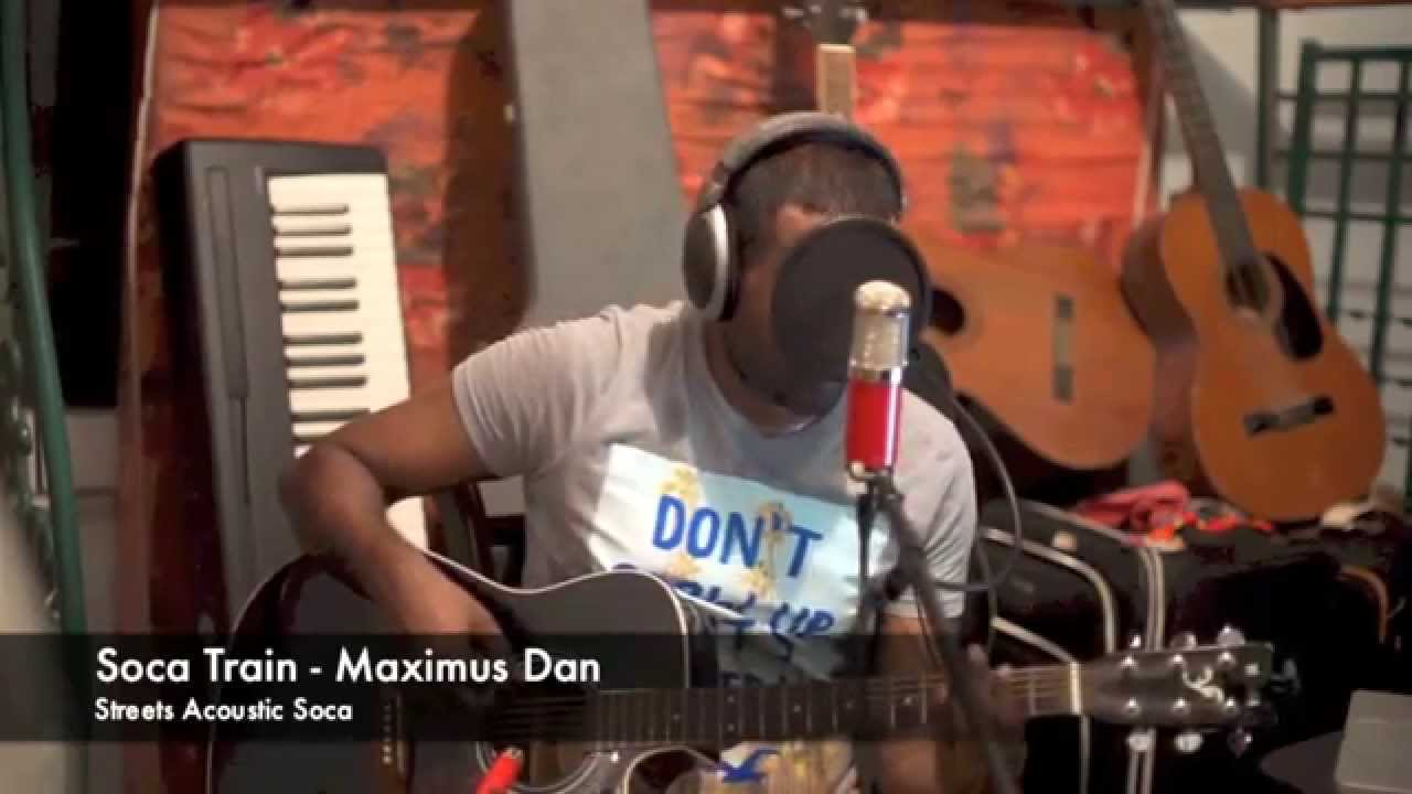 Maximus Dan - Soca Train