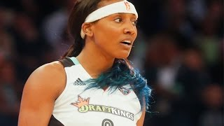 Candice Wiggins Says She Was Bullied In WNBA Because She's Straight!