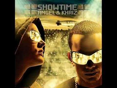 Me Pegue - Angel Y Khriz
