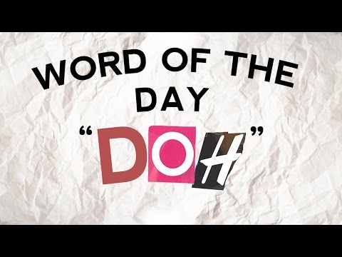 "Malay word Ep 1 ""DOH"""