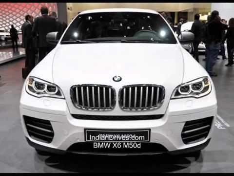 2013 BMW X6 M50d :SUV @ Geneva Motor Show