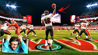 I PLAYED IN THE CRAZIEST SUPER BOWL GAME OF ALL TIME..