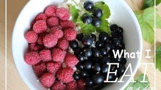 ПП МЕНЮ ОДНОГО ДНЯ #2 | What I Eat In a Day | Надя Хякли