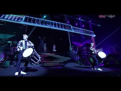 [5] Hatsune Miku - World's End Dancehall - 初音ミクx 鼓童 2017 (Hatsune Miku X Kodo) (Eng/Spa Subs)