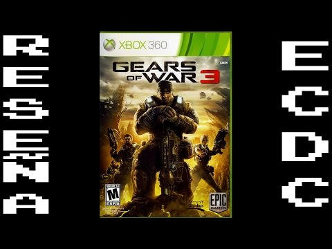 Gears of War 3 (Reseña XBOX 360)