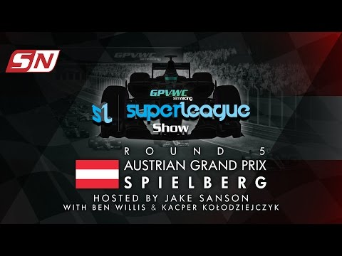 The Superleague Show - Season 1 Episode 6. GPVWC round 5 Austria review