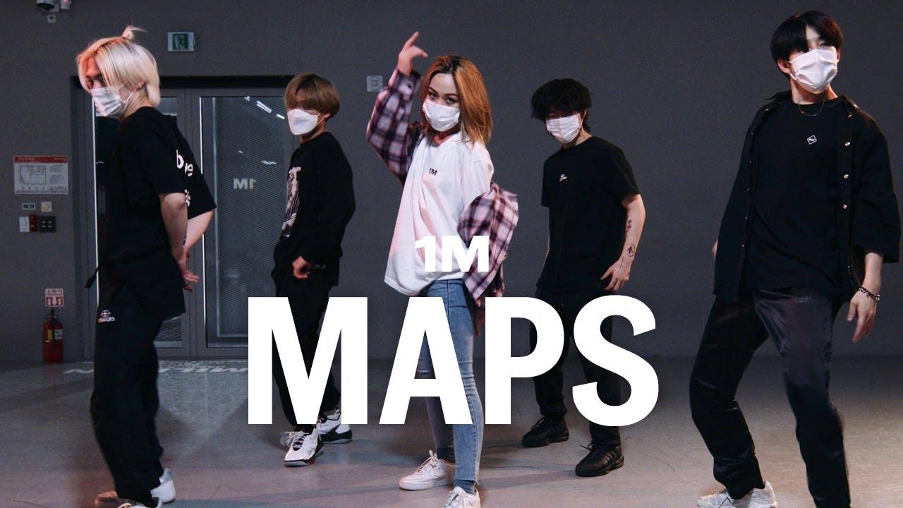 Maroon 5 - Maps / Debby Choreography