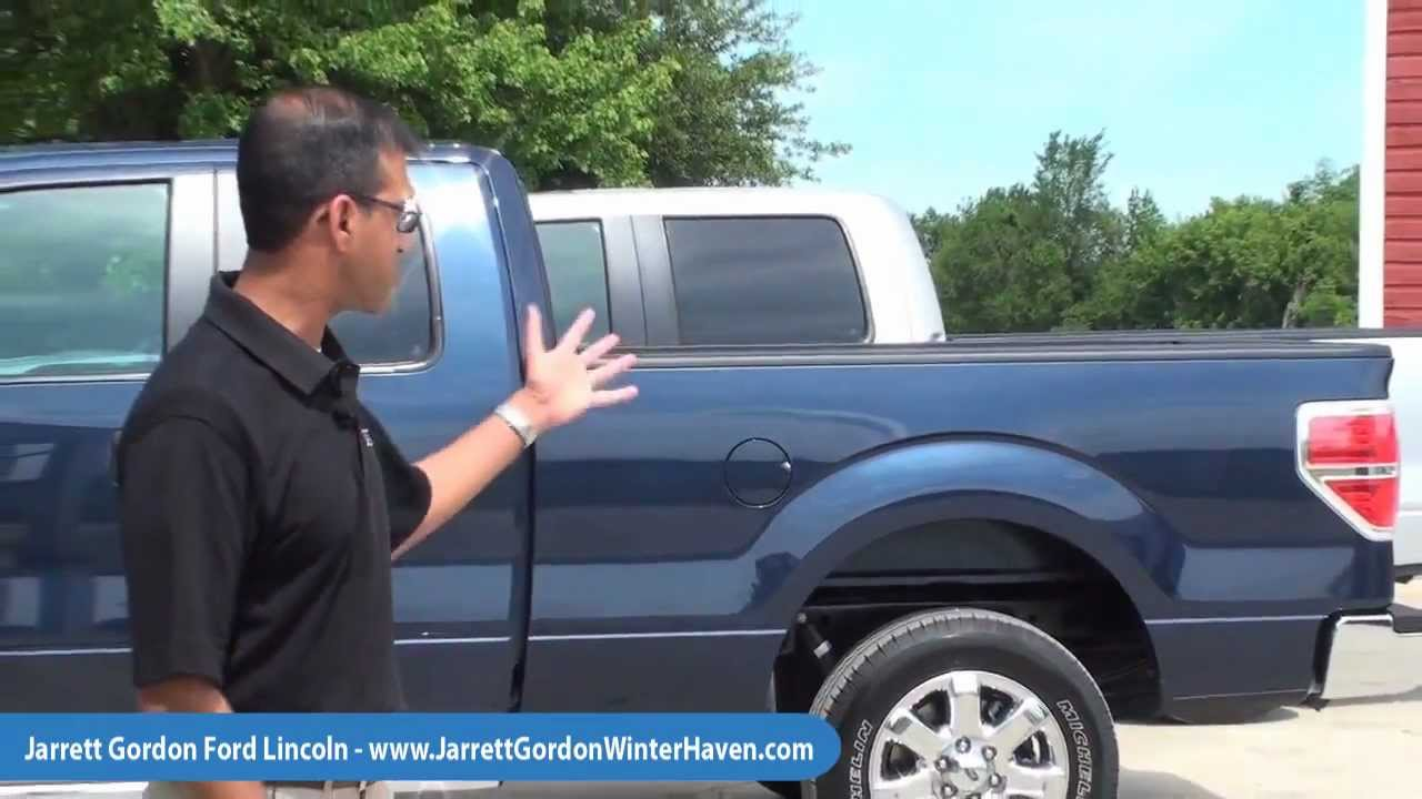 2013 ford f 150 truck jarrett gordon ford winter haven fl youtube. Black Bedroom Furniture Sets. Home Design Ideas