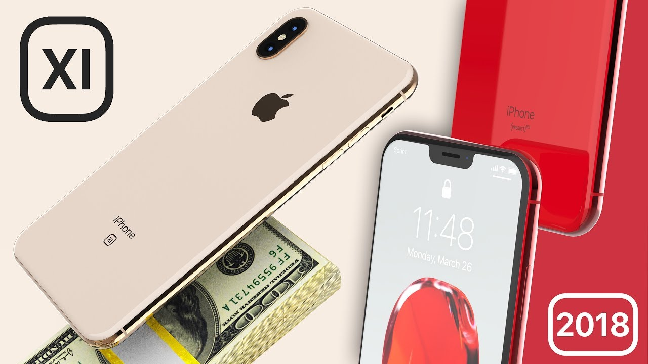 Harga Cat No Drop 2018 Iphone 11 Price Leaks 2018 Iphone Xi Latest Rumors