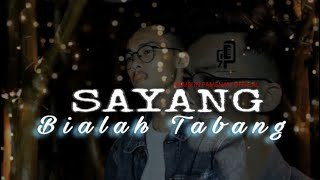 Sayang Bialah Tabang - Rayola   cover by rambun pamenan