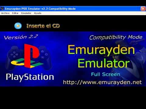 emurayden psx emulator v2.2