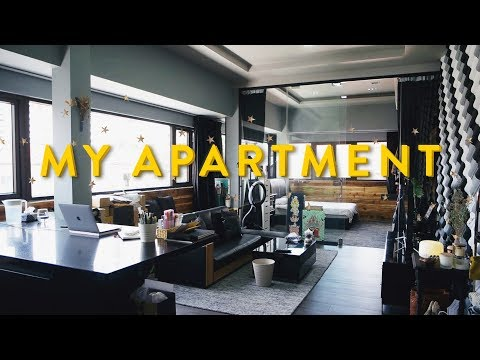 APARTMENT TOUR | singapore