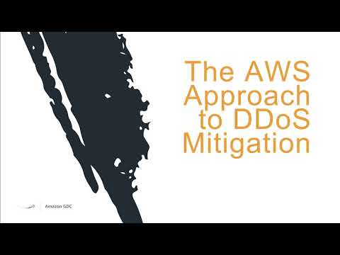 AWS: DDOS Mitigation For Your Game Servers