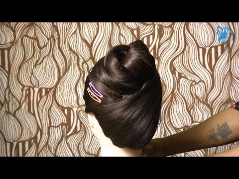 Wedding Hairstyles For Long Hair  | Last Minute Hairstyle | Hairstyles Tutorial