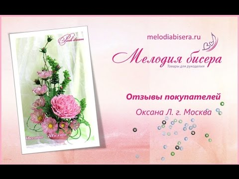 Галерея Совместного плетения композиции Корзиночка в группе Мелодия бисера!